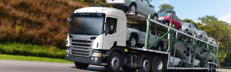 Caminhões cegonhas ficam 60cm maiores